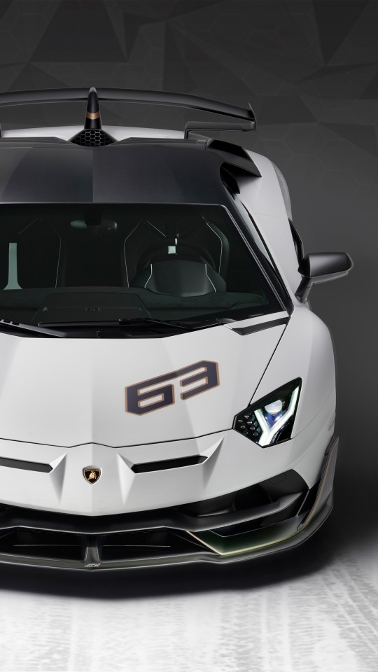 Iphone 5s Full Hd Wallpaper Lamborghini Aventador Svj 63 4k Wallpapers Hd Wallpapers