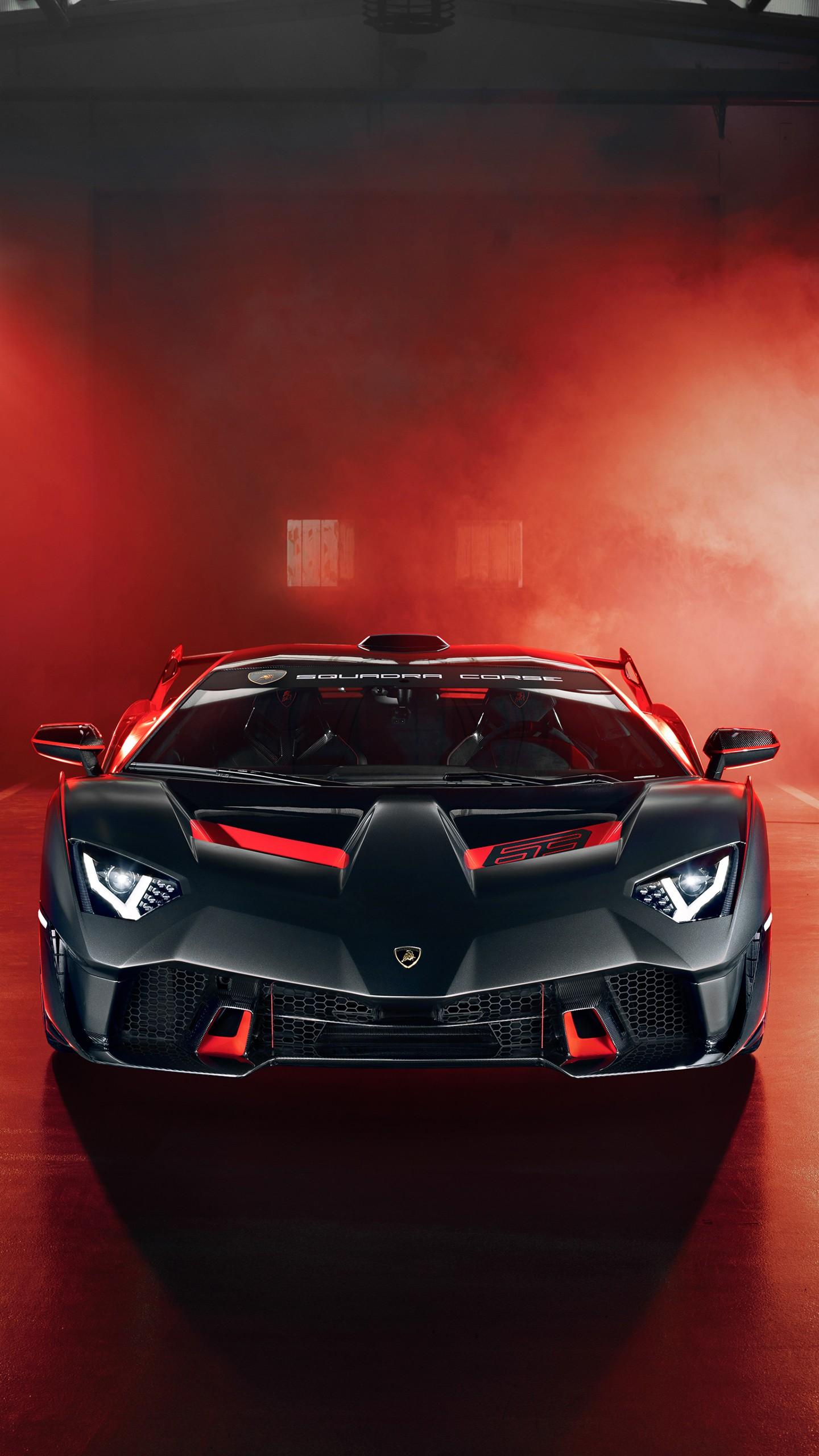 Exotic Car Wallpaper Iphone Lamborghini Sc18 2019 4k Wallpapers Hd Wallpapers Id