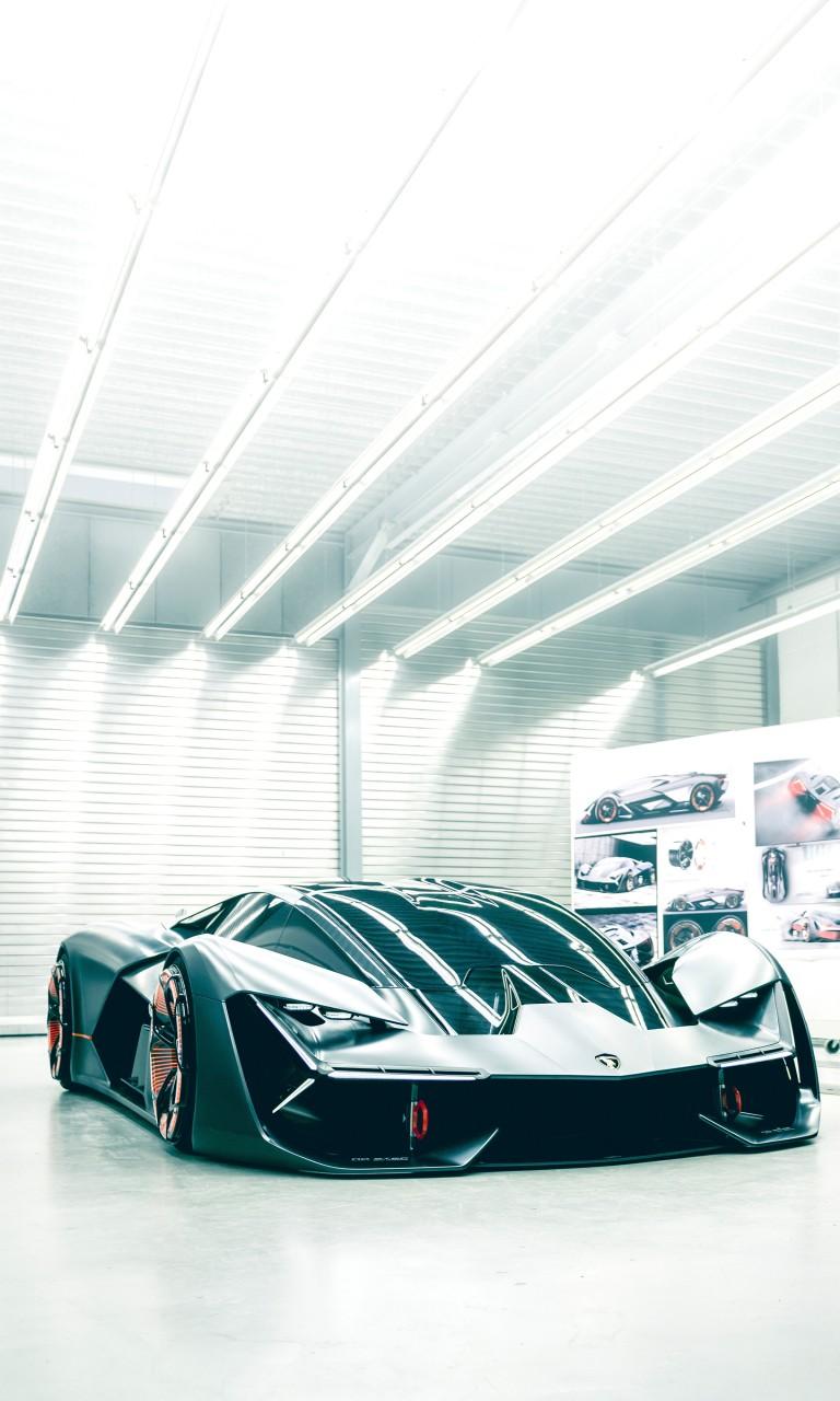 Iphone 6 Car Wallpaper Lamborghini Terzo Millennio Hd Wallpapers Hd Wallpapers