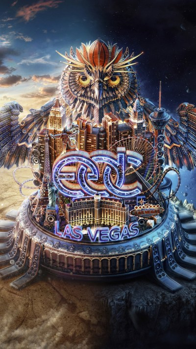 Las Vegas Electric Daisy Carnival Wallpapers | HD ...