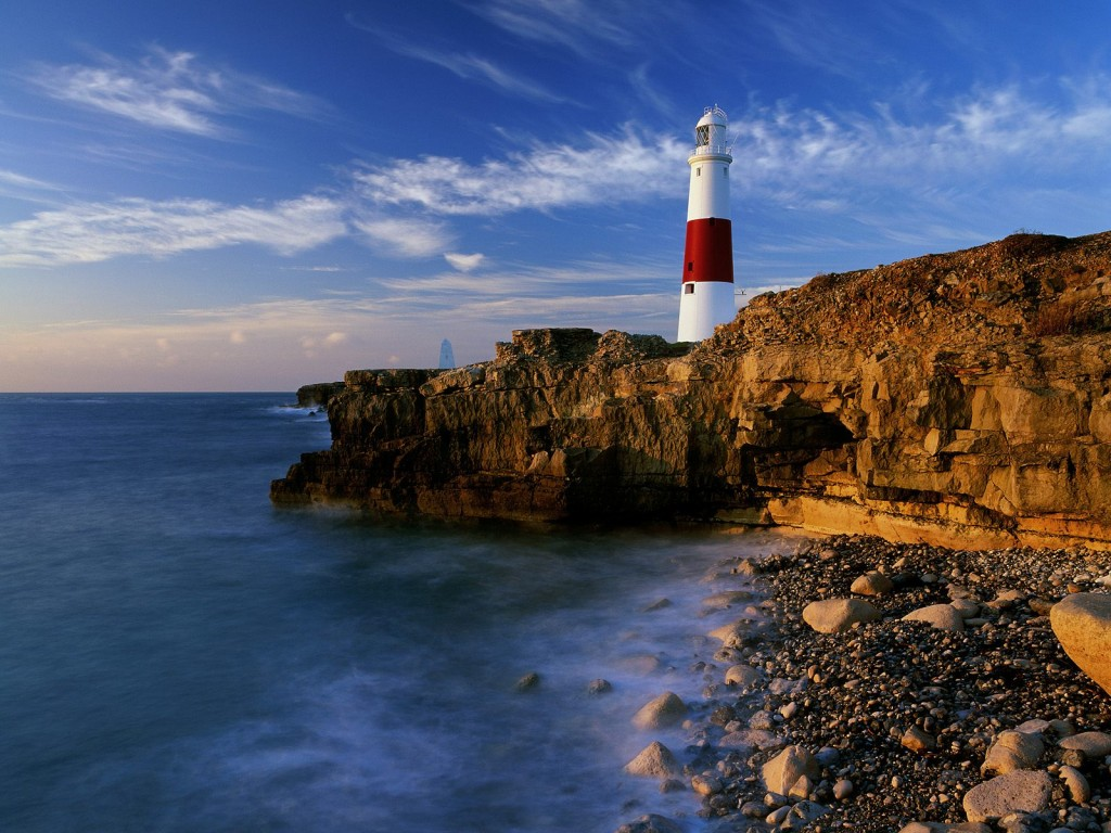 Fall In New England Wallpaper Lighthouse England Wallpapers Hd Wallpapers Id 876