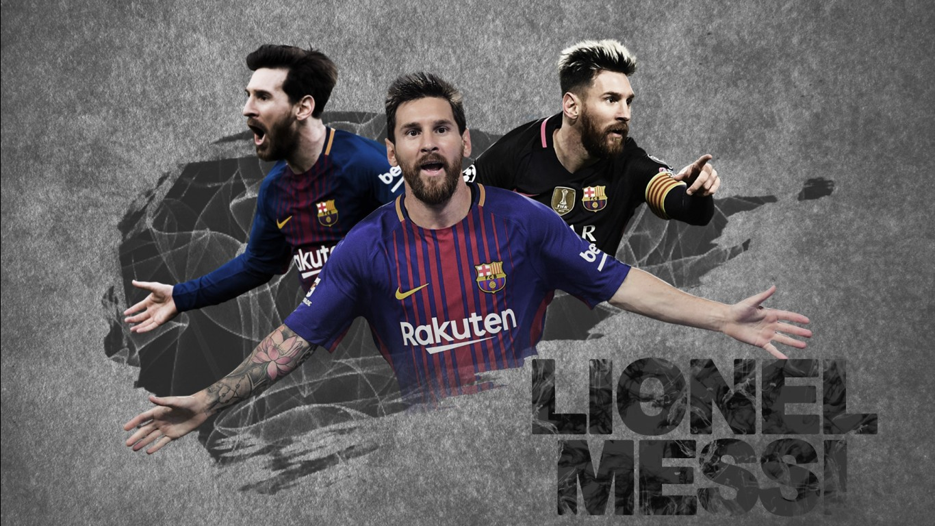 3d Latest Wallpapers Of Nature Lionel Messi Wallpapers Hd Wallpapers Id 25741