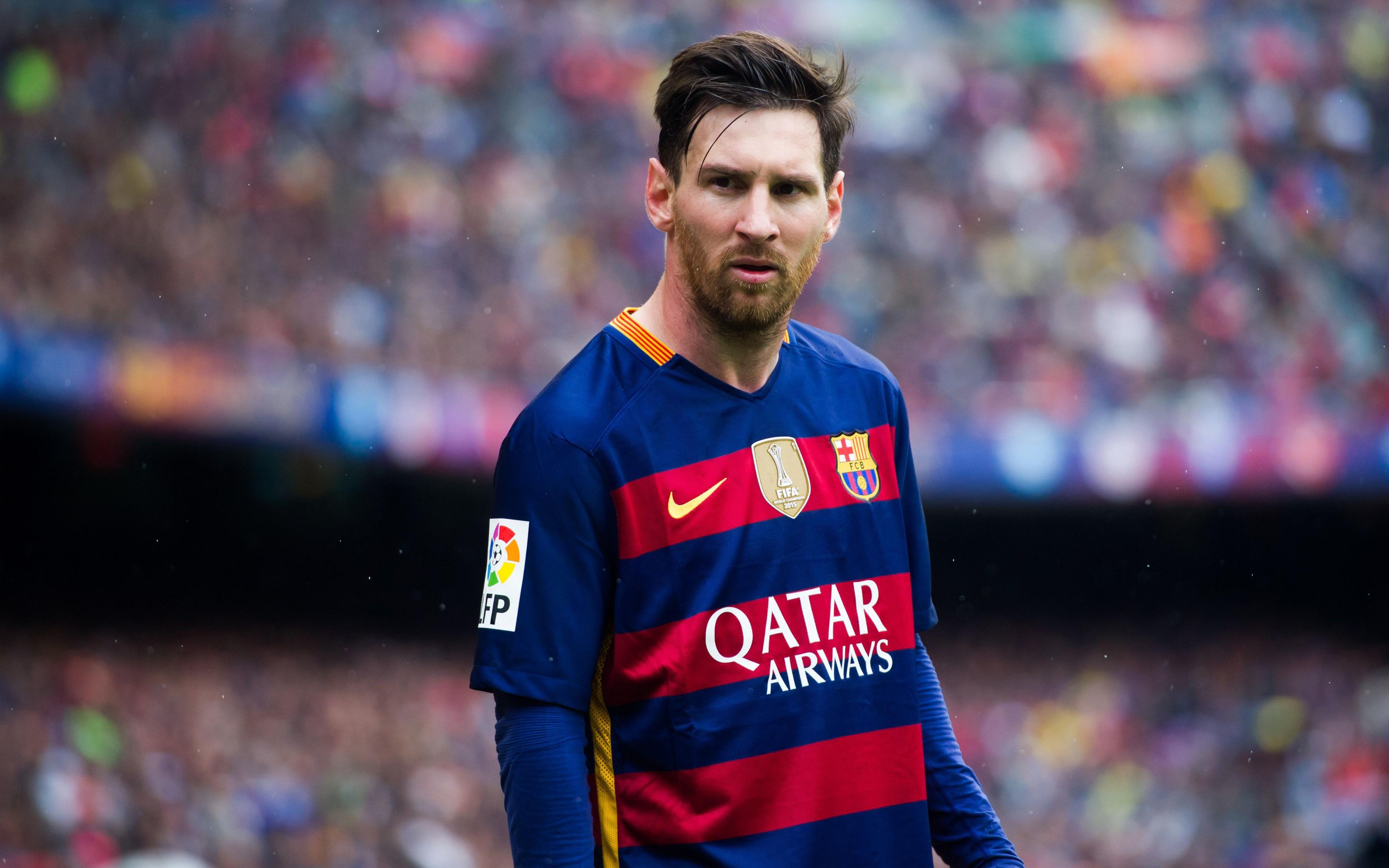 Fc Barcelona Wallpaper Iphone X Lionel Messi Fc Barcelona 4k Wallpapers Hd Wallpapers
