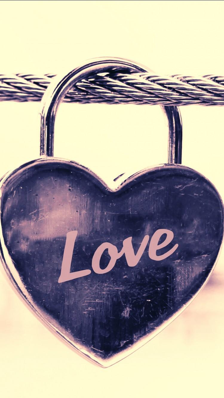 Live Wallpaper Iphone 6s Love Heart Lock 4k Wallpapers Hd Wallpapers Id 28355