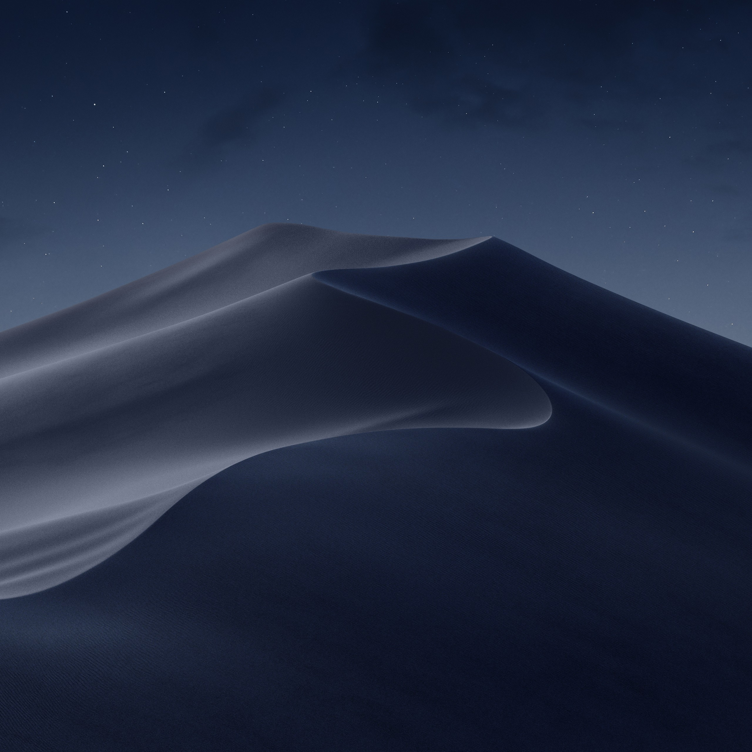 Mac Os Wallpaper Hd Download Macos Mojave Night Desert 5k Wallpapers Hd Wallpapers