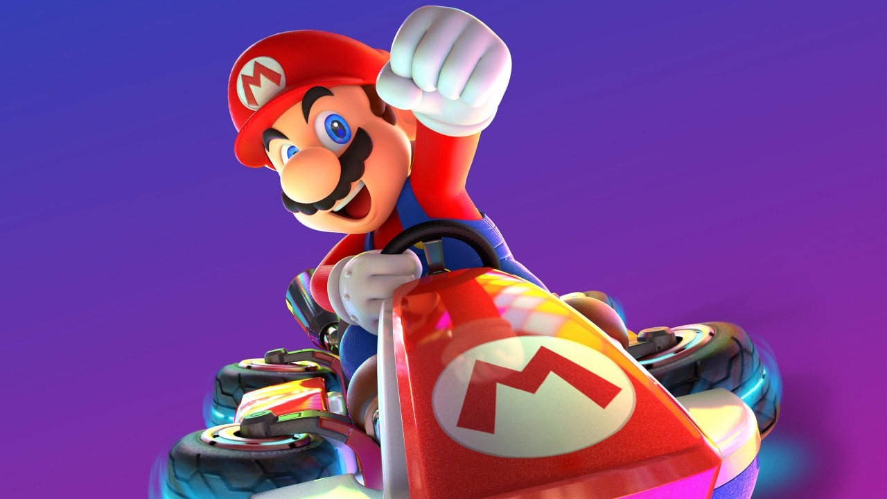 Cute Hd Wallpapers 1080p Mario Kart 8 Deluxe Wallpapers Hd Wallpapers Id 19598
