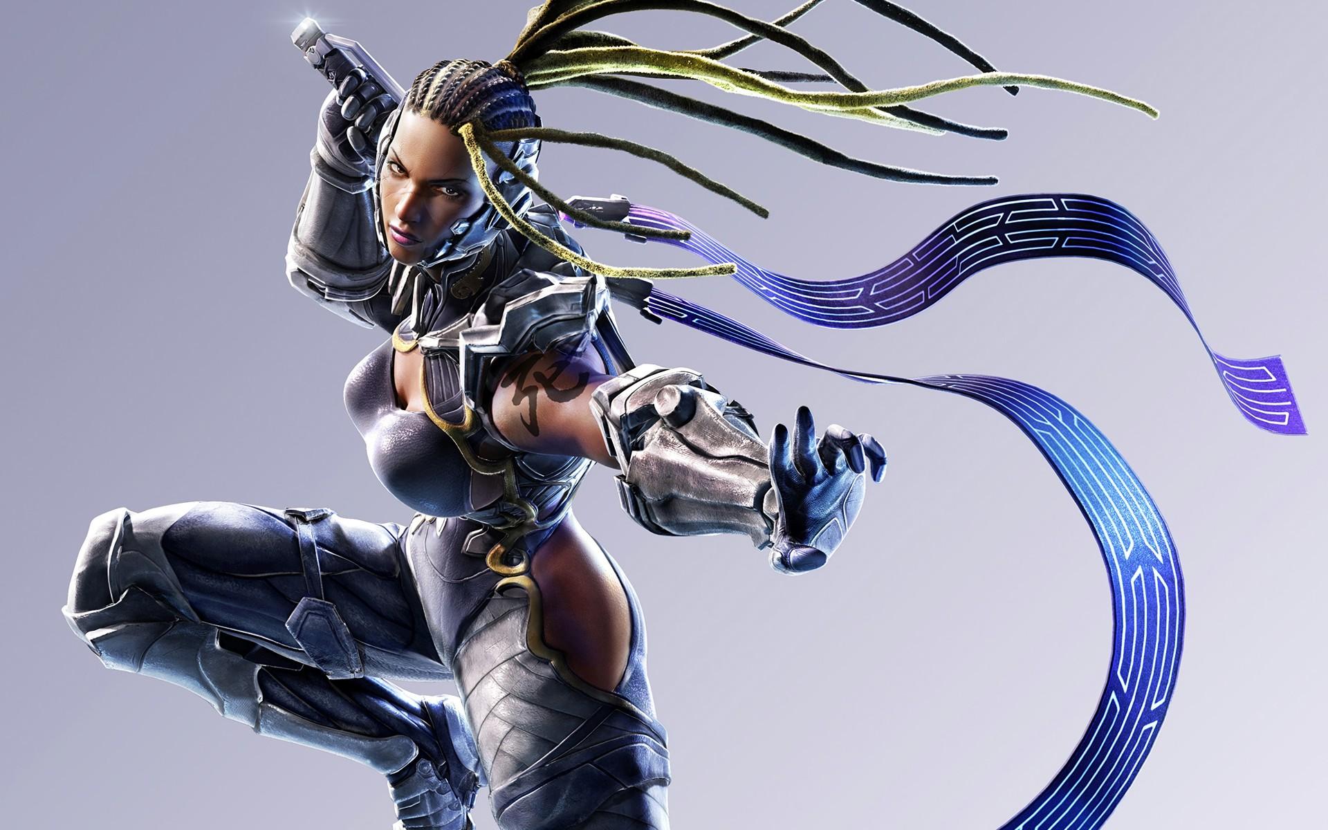 Raven Wallpaper Iphone Master Raven Tekken 7 4k Wallpapers Hd Wallpapers Id