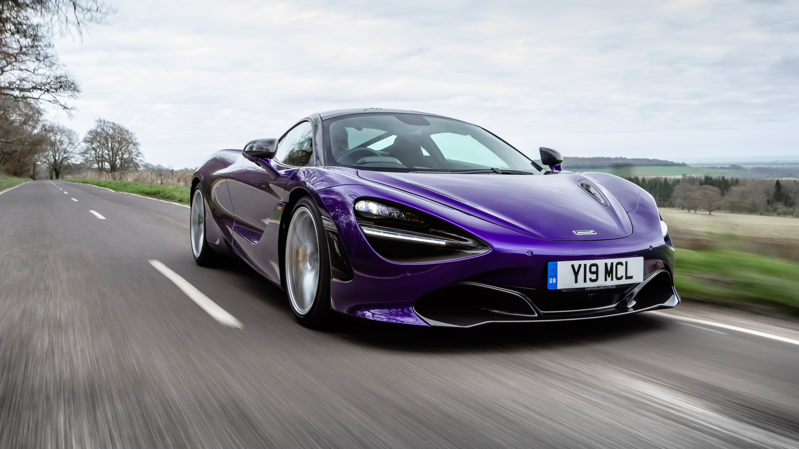Mclaren 720s Coupe 2018 Wallpapers Hd Wallpapers Id 24005