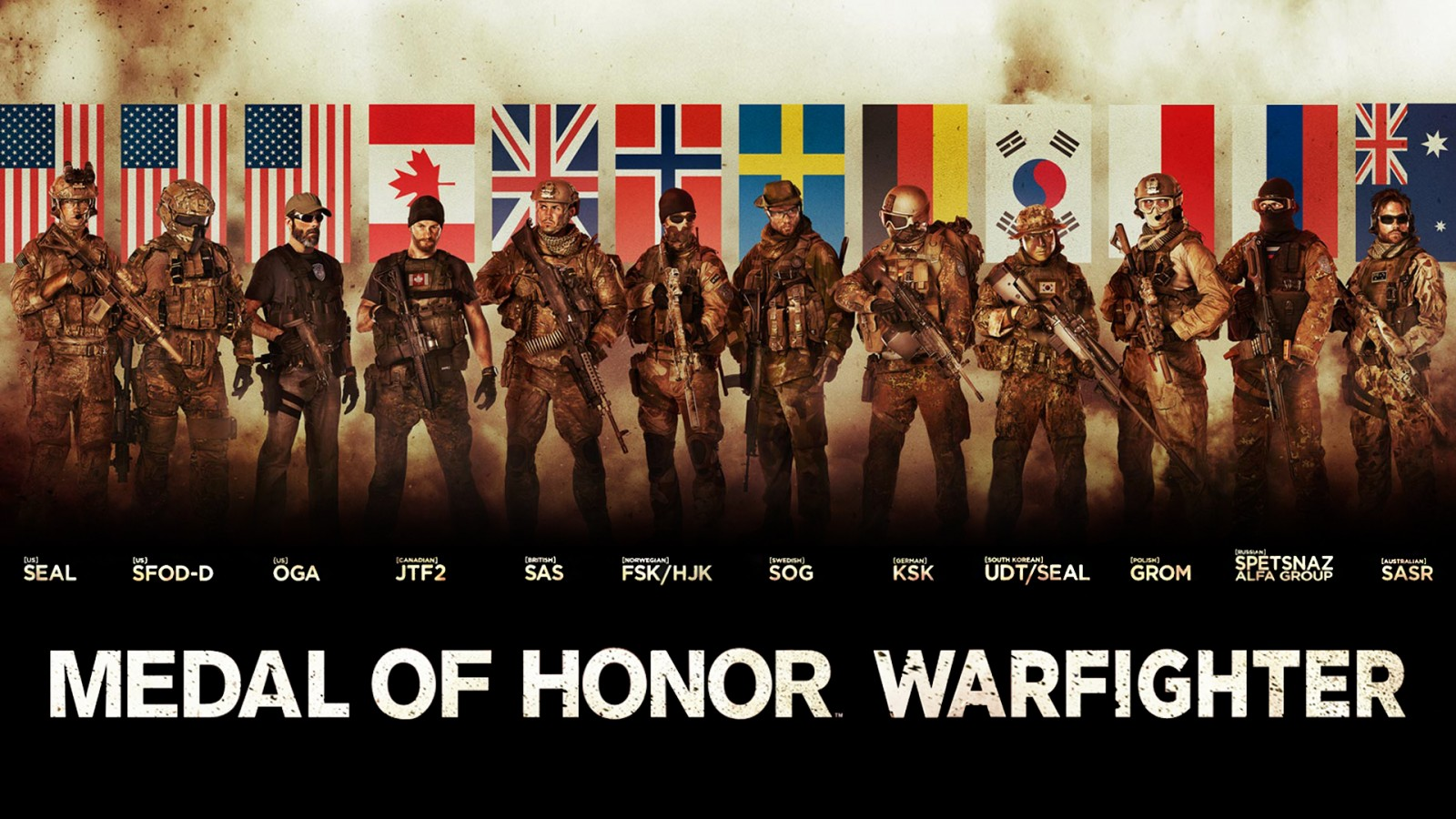Cute Wallpapers 1366x768 Medal Of Honor Warfighter Tier 1 Special Forces Wallpapers