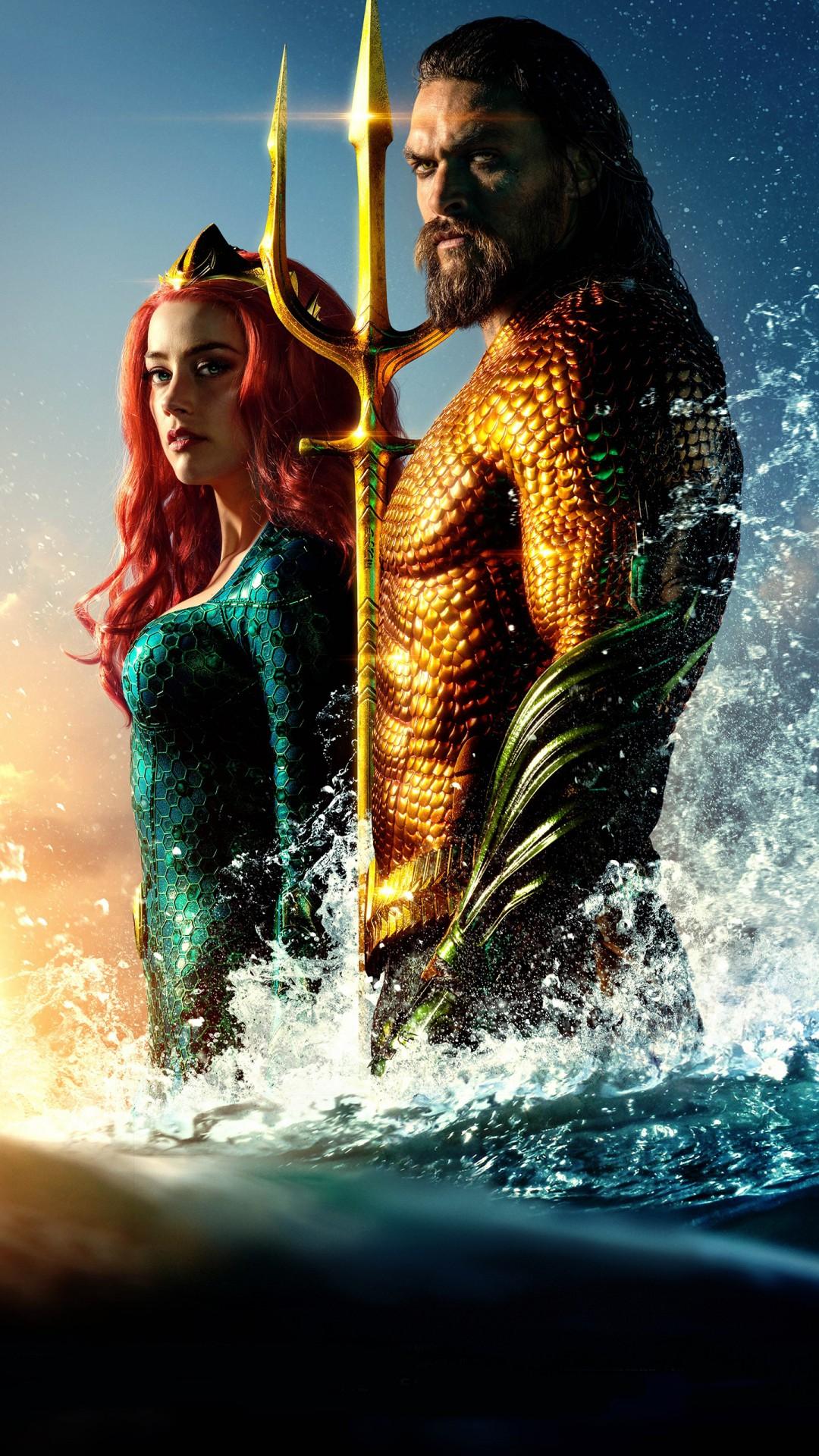 Gold Wallpaper Iphone X Mera Amp Aquaman In Aquaman 5k Wallpapers Hd Wallpapers