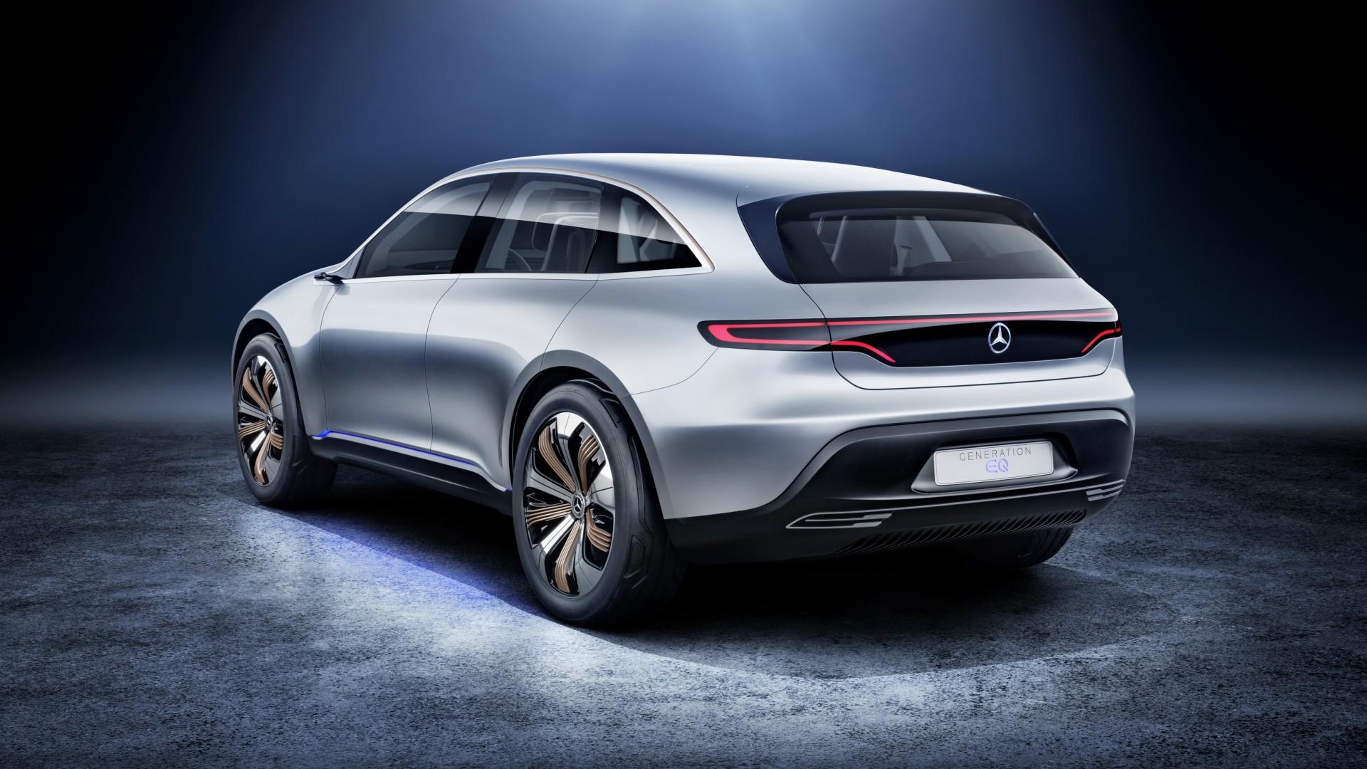 Top Class 3d Wallpapers Mercedes Benz Eq Electric Concept Suv 4k Wallpapers Hd