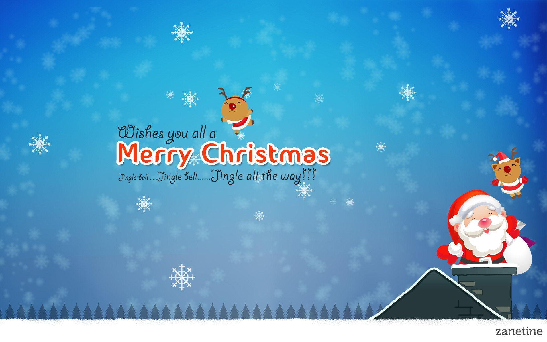 Merry Christmas Jingle Bells Wallpapers HD Wallpapers