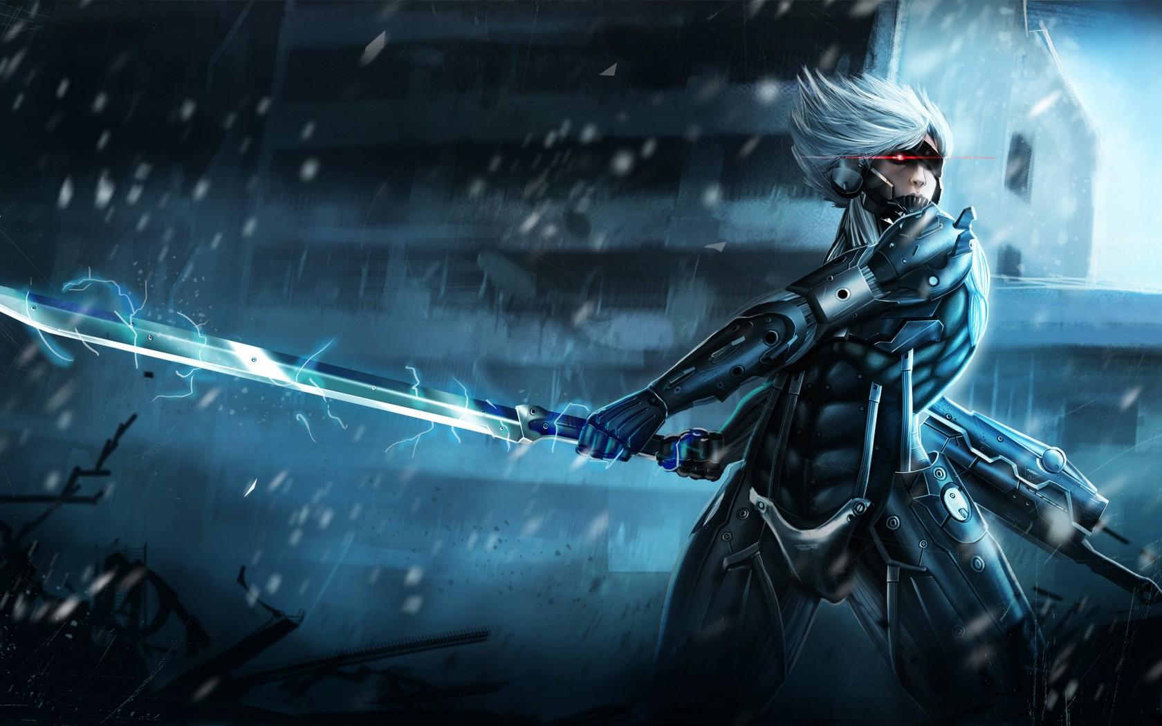 Metal Gear Rising Raiden Wallpapers HD Wallpapers ID