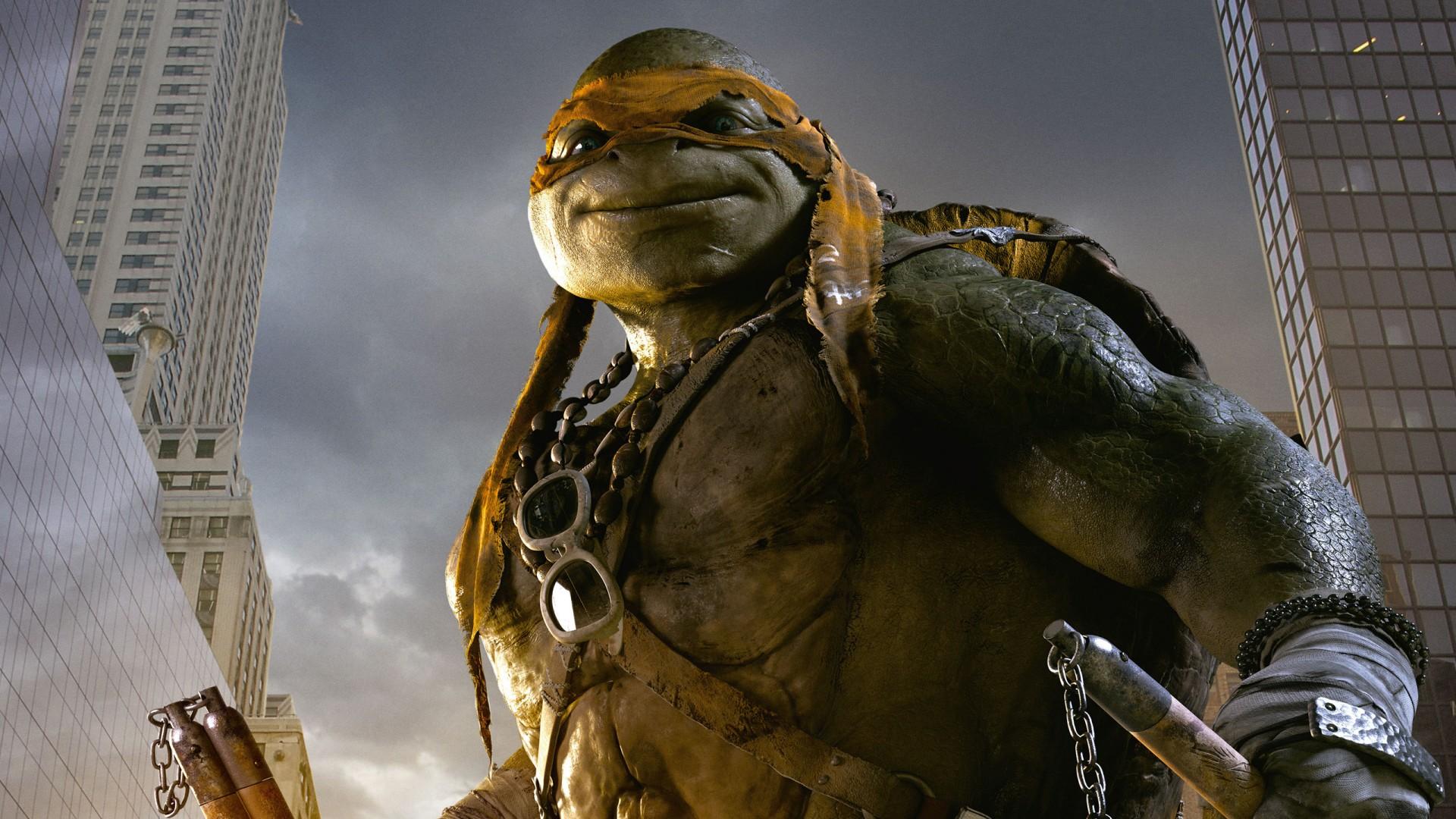 Cute Turtle Iphone Wallpaper Mikey In Teenage Mutant Ninja Turtles Wallpapers Hd