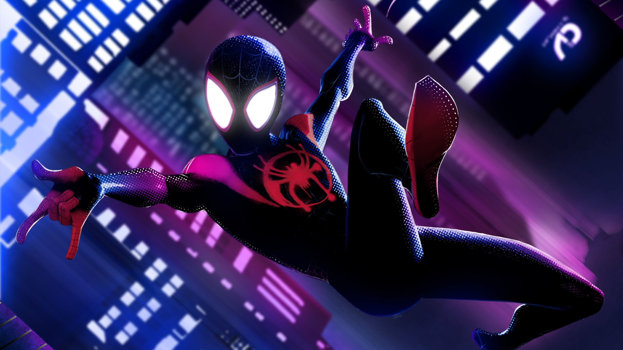 Nike Wallpaper Iphone 6s Miles Morales Spider Man Into The Spider Verse Wallpapers
