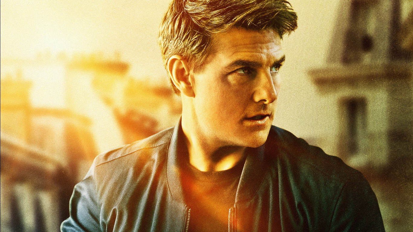 Very Cute Wallpapers Download Mission Impossible Fallout Tom Cruise Wallpapers Hd