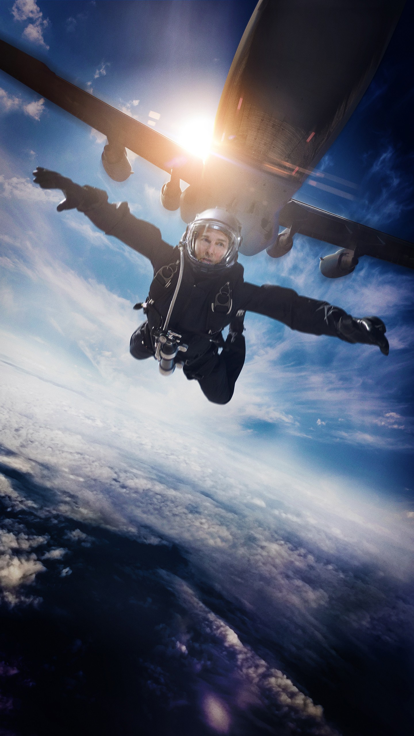 Iphone Wallpaper Grey Mission Impossible Fallout Tom Cruise Wallpapers Hd