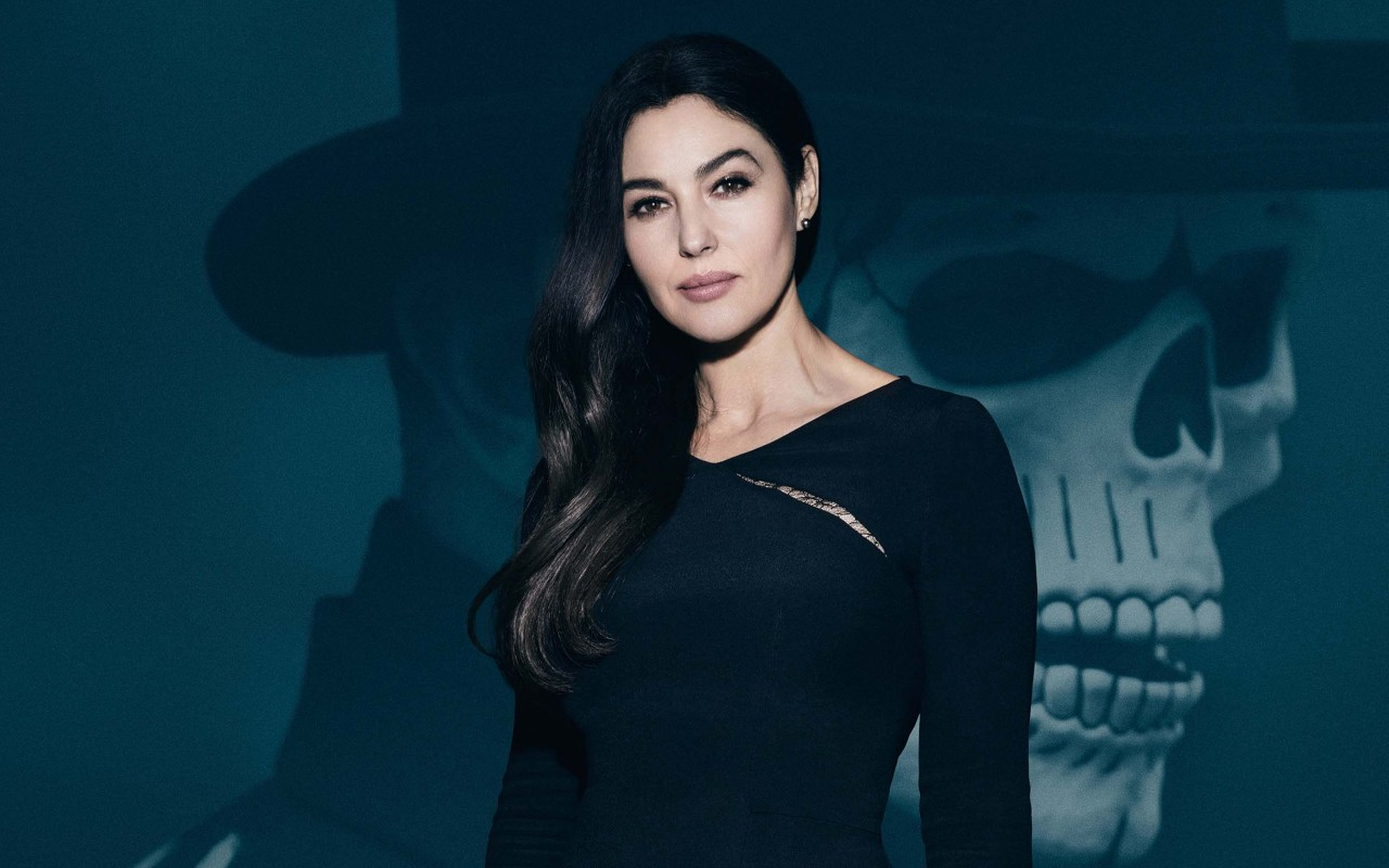 Infinity Wallpaper Iphone Monica Bellucci In Spectre Wallpapers Hd Wallpapers Id