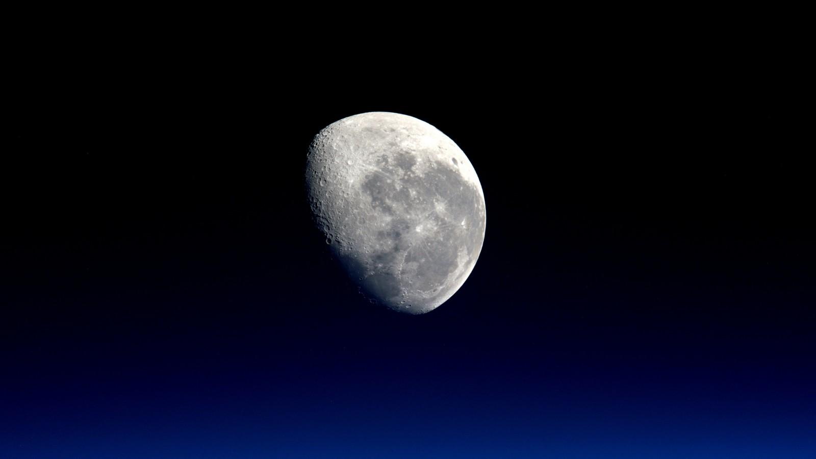Moon NASA 5K Wallpapers HD Wallpapers ID 21974