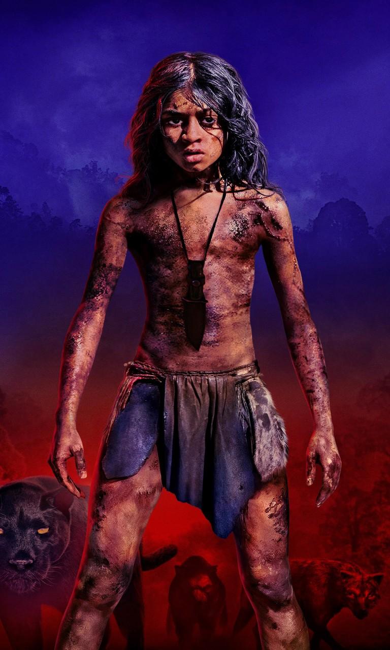 Cute Marvel Iphone Wallpaper Mowgli 2019 Movie Wallpapers Hd Wallpapers Id 25808