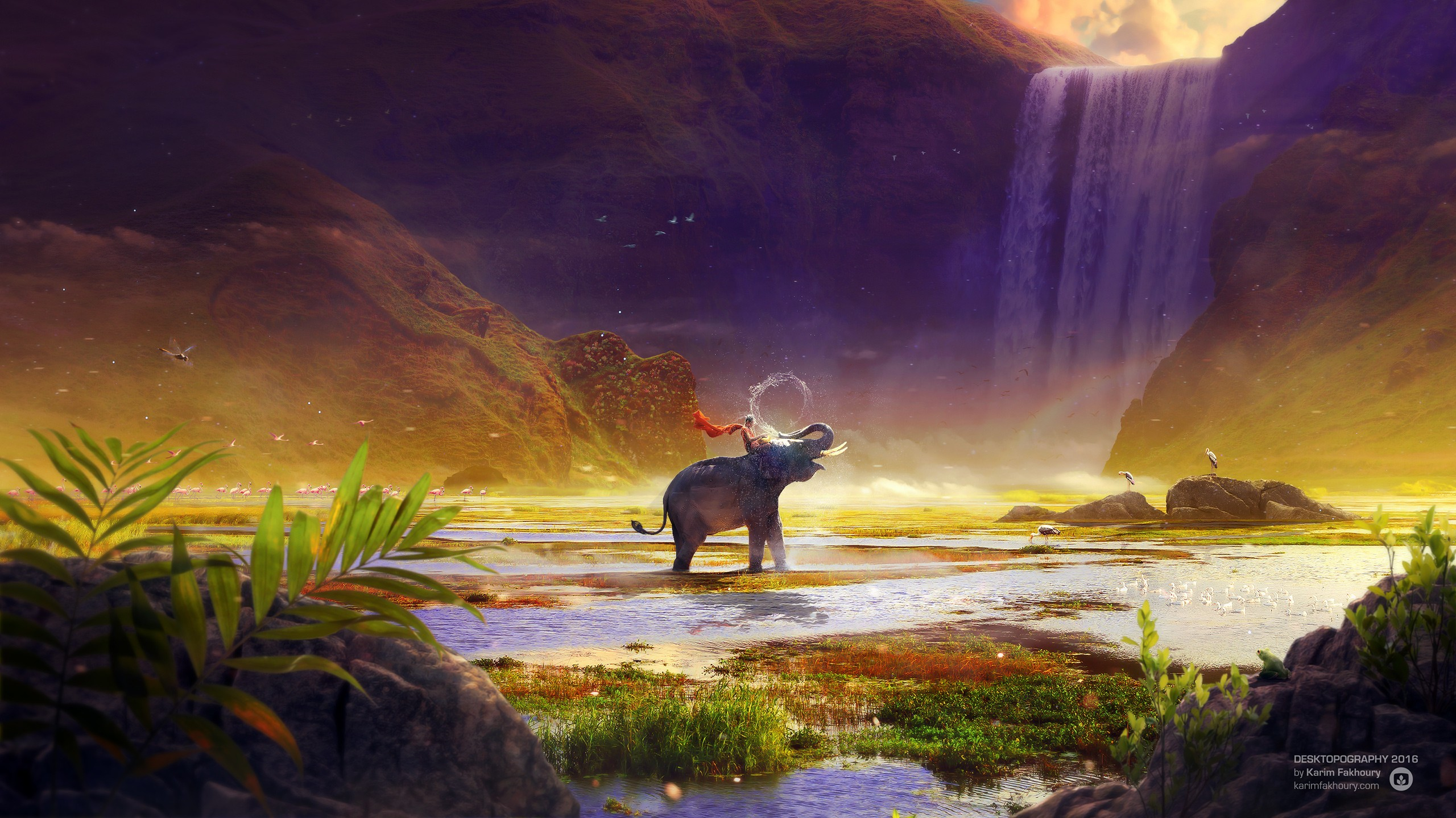December Wallpaper Cute Mysterious Shambhala Wallpapers Hd Wallpapers Id 19457