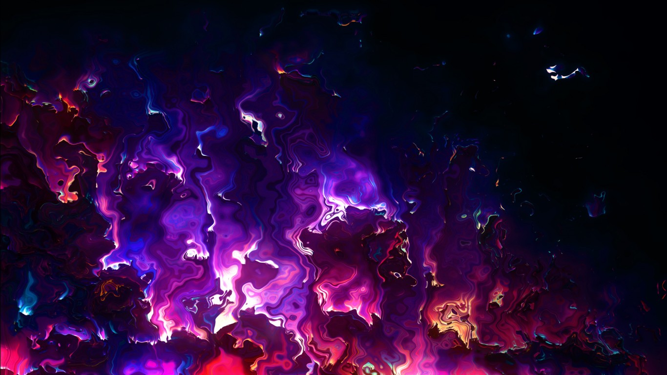 Best 3d Wallpapers For Iphone Neon Abstract Wallpapers Hd Wallpapers Id 27138