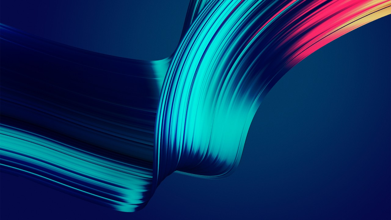 Iphone 5s Stock Wallpaper Neon Waves Wallpapers Hd Wallpapers Id 24981
