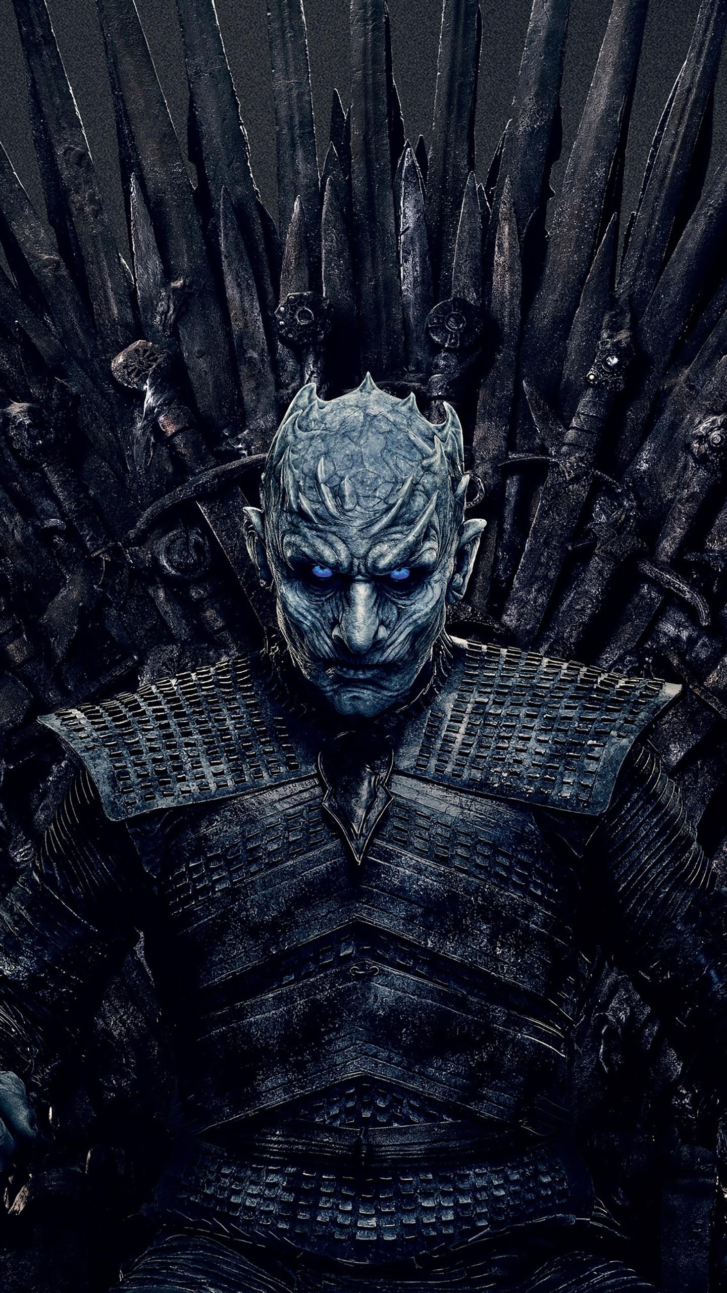 Vikings Wallpaper Iphone X Night King In Game Of Thrones Season 8 4k Wallpapers Hd