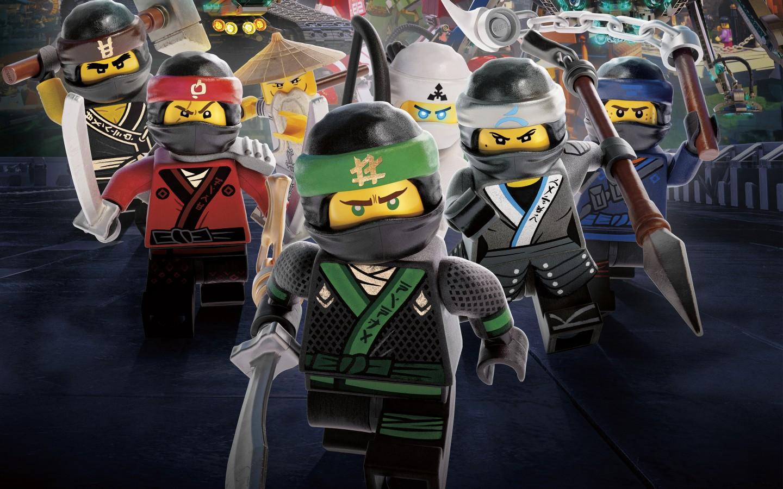 Lego Wallpaper Iphone X Ninja Warriors The Lego Ninjago Movie 4k Wallpapers Hd