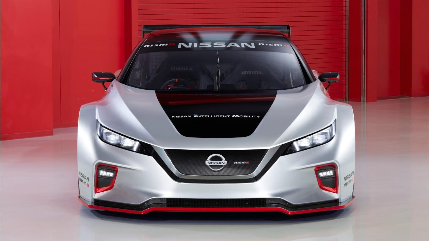 Benz Car Wallpapers For Desktop Nissan Leaf Nismo Rc 2019 Electric Race Car 4k Wallpapers