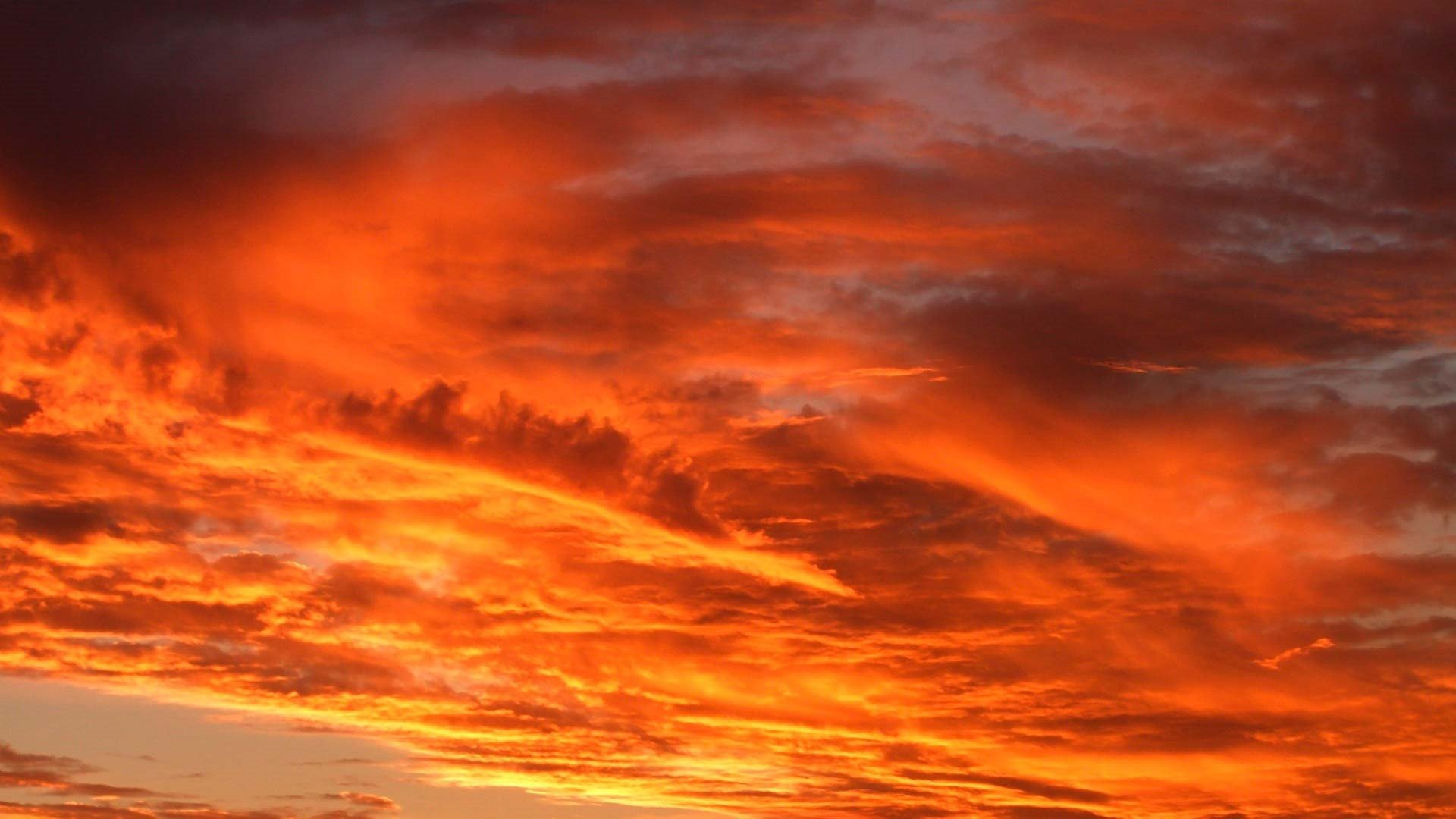 Here's how to make sure you. Orange Yellow Cloudy Sky HD Orange Aesthetic Wallpapers