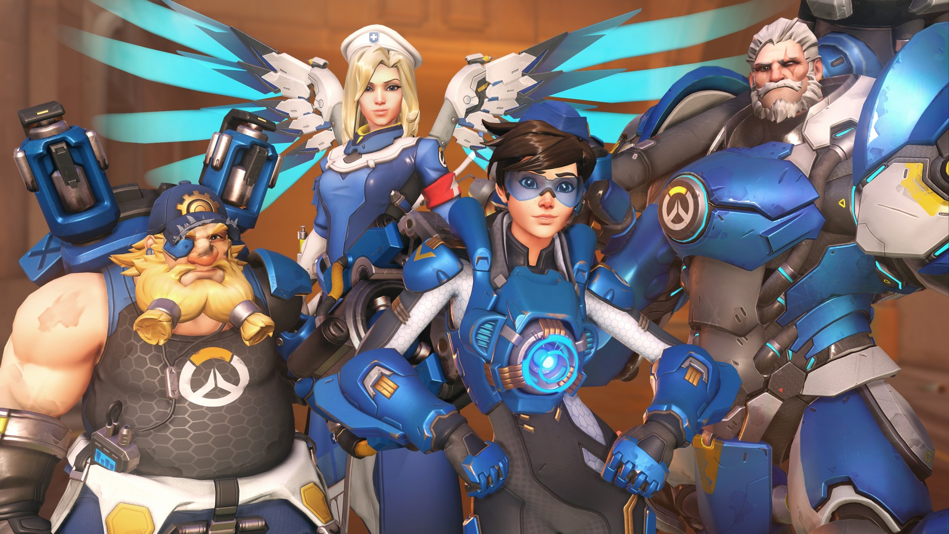 Overwatch Uprising Wallpapers HD Wallpapers ID 20209