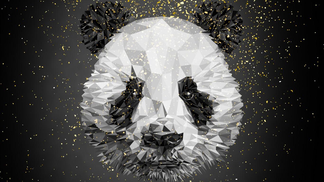 Hd Wallpaper Widescreen Anime Panda Lowploy Art 4k Wallpapers Hd Wallpapers Id 26961