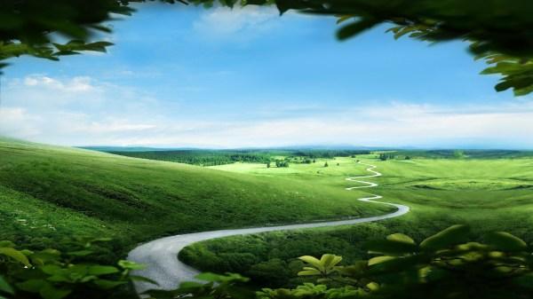 Path Landscape Wallpapers Hd Id #13971
