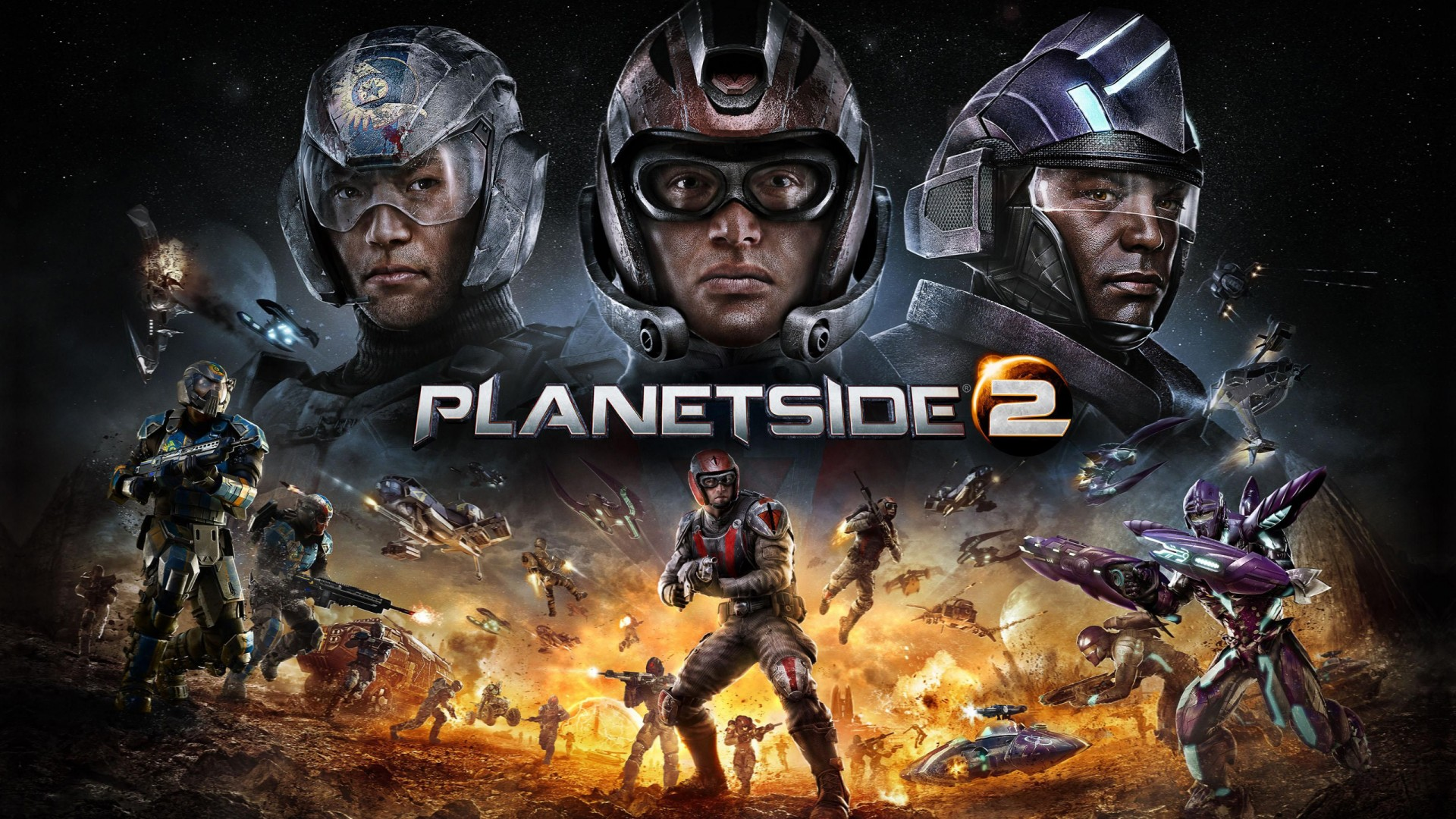 Hd Cute Wallpapers 1080p Planetside 2 Game Wallpapers Hd Wallpapers Id 11658