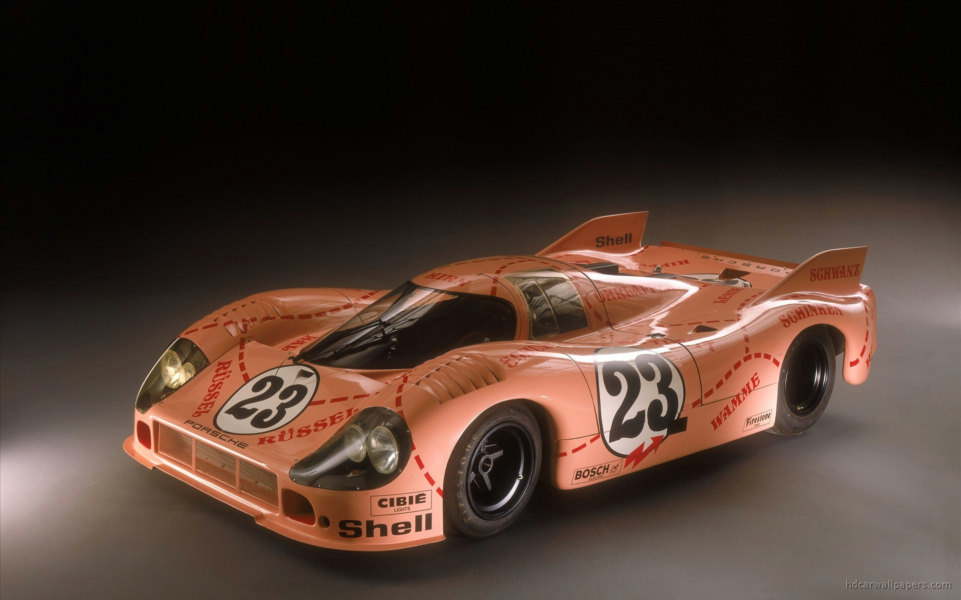 Race Car Wallpaper For Iphone Porsche 917 Greatest Racing Car In History Wallpapers Hd
