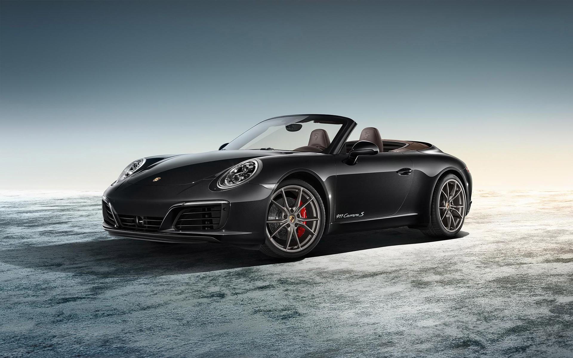 4k Uhd Wallpapers Of Cars Porsche Exclusive 911 Carrera S Cabriolet 2016 Wallpapers