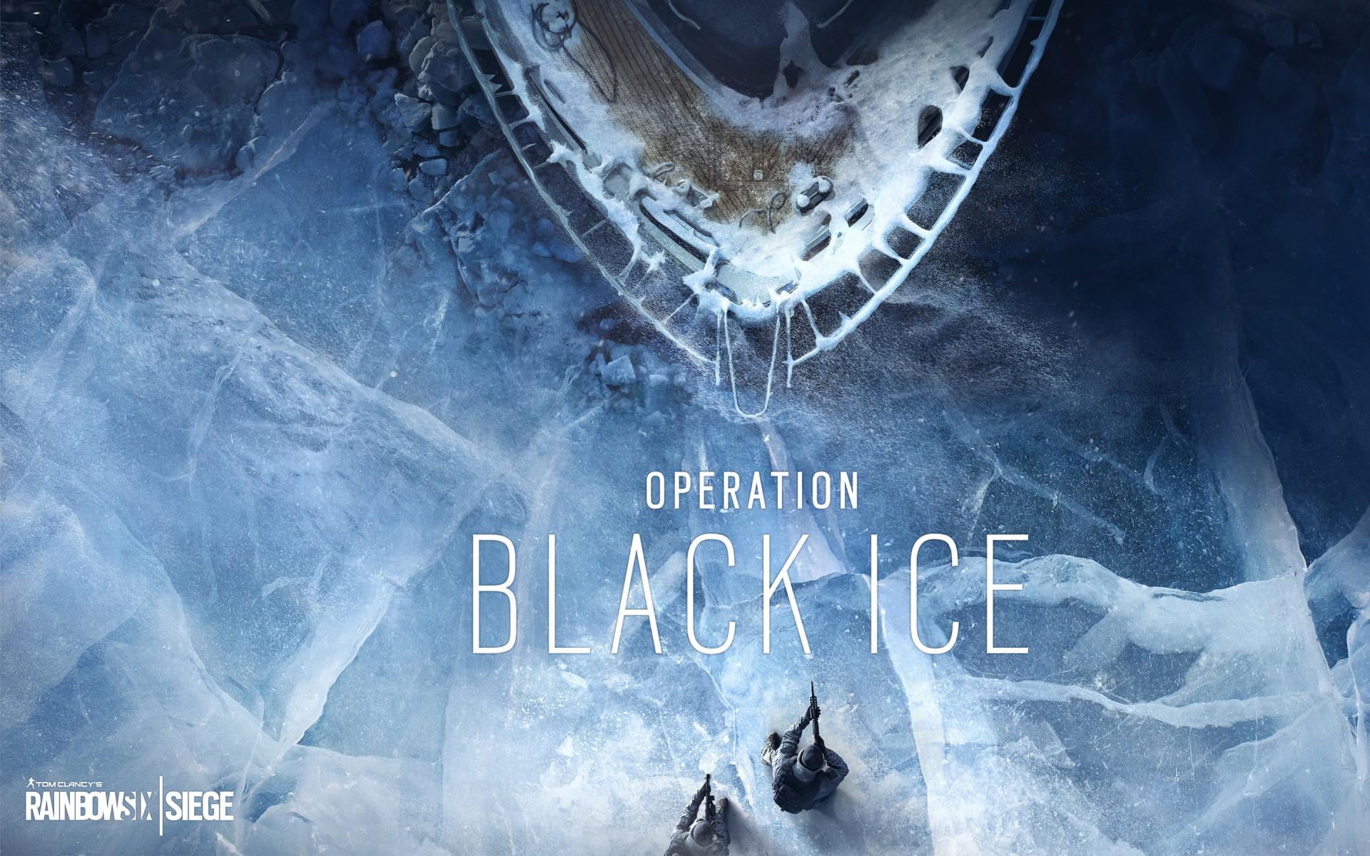 Final Fantasy X Wallpaper Iphone Rainbow Six Siege Operation Black Ice Wallpapers Hd