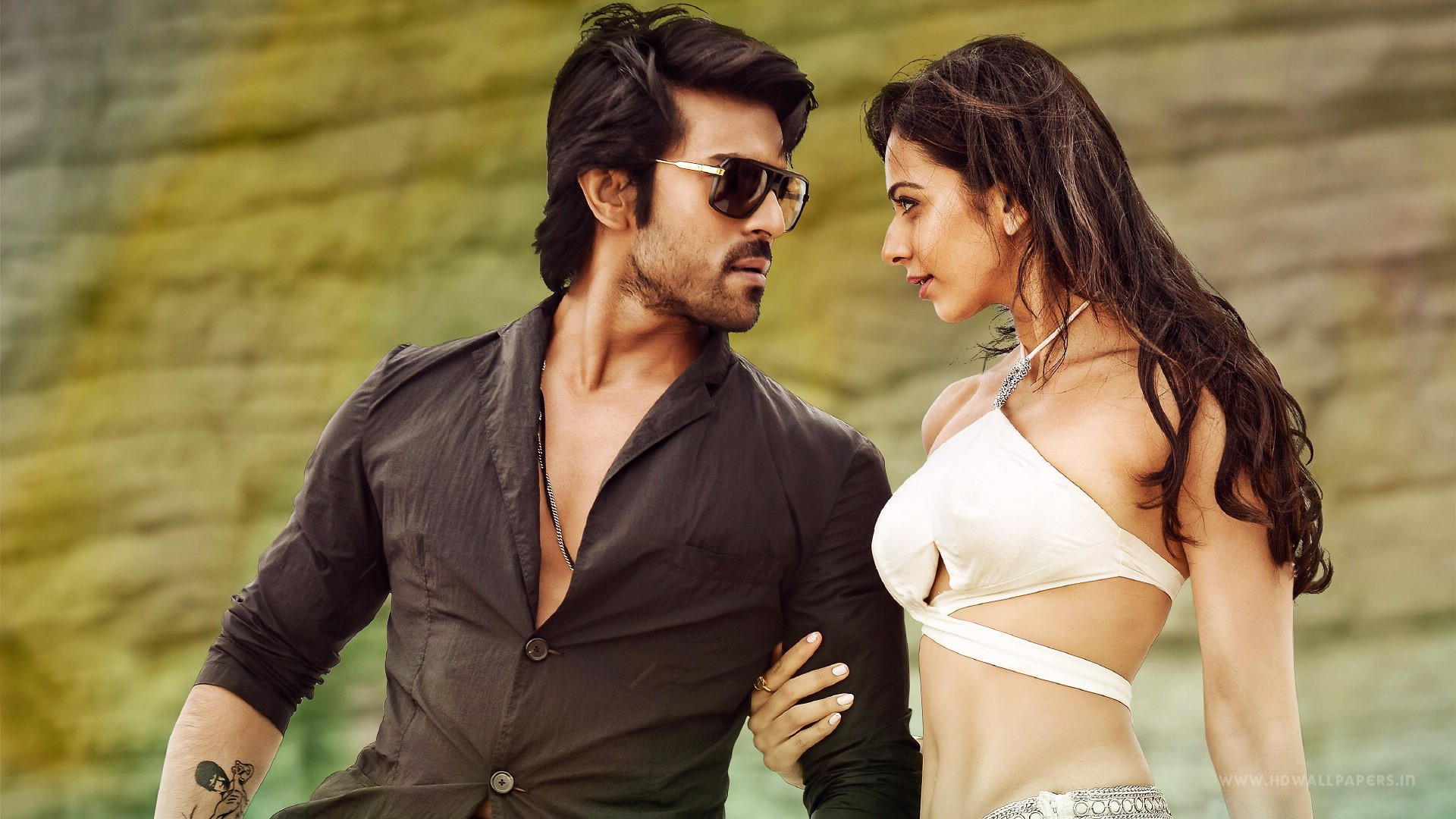 Cute Couple Anime Wallpaper For Android Ram Charan Rakul Preet Bruce Lee Wallpapers Hd