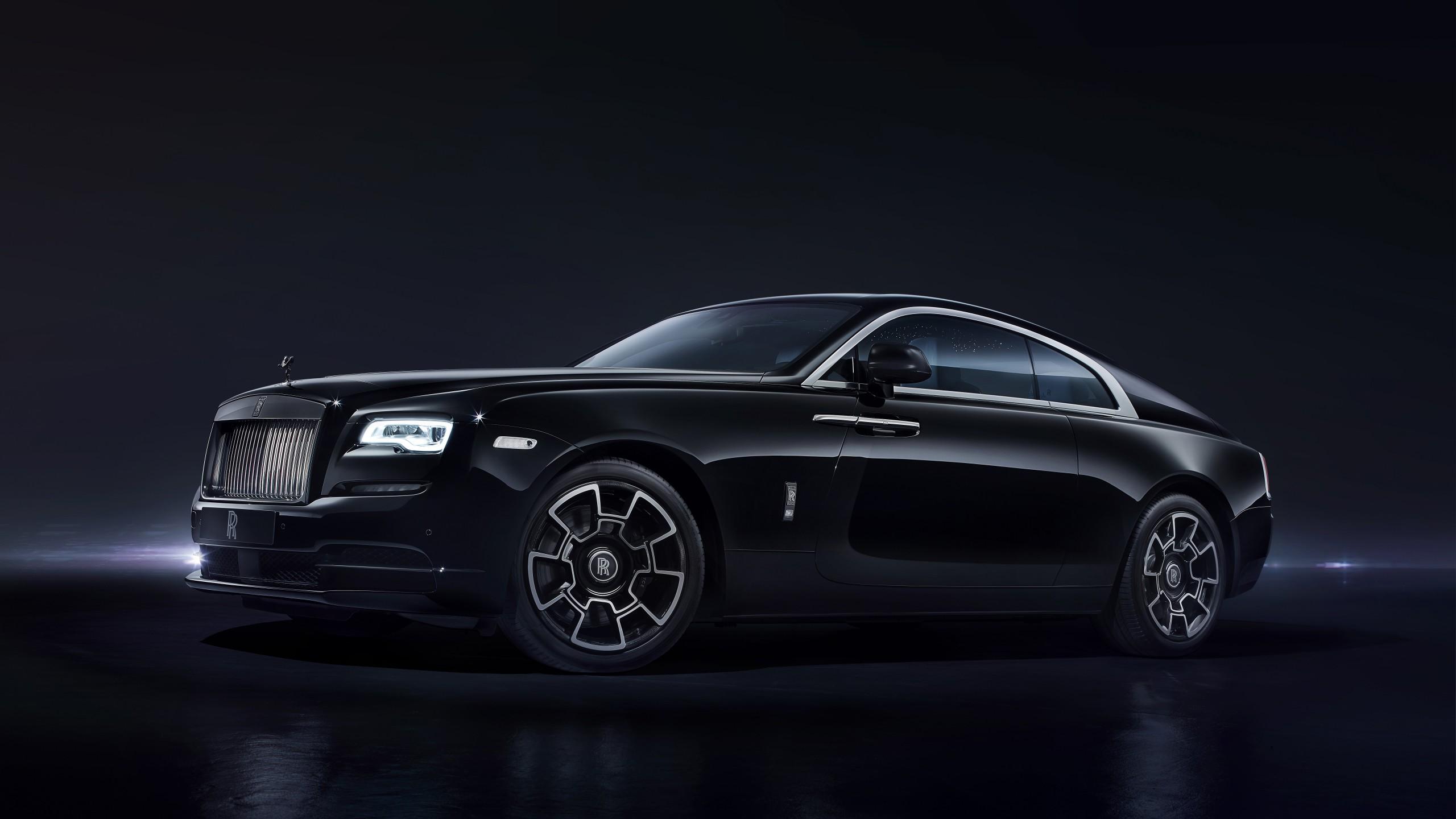 Wallpaper 1600x1200 3d Rolls Royce Wraith Black Badge Geneva 2016 Wallpapers Hd
