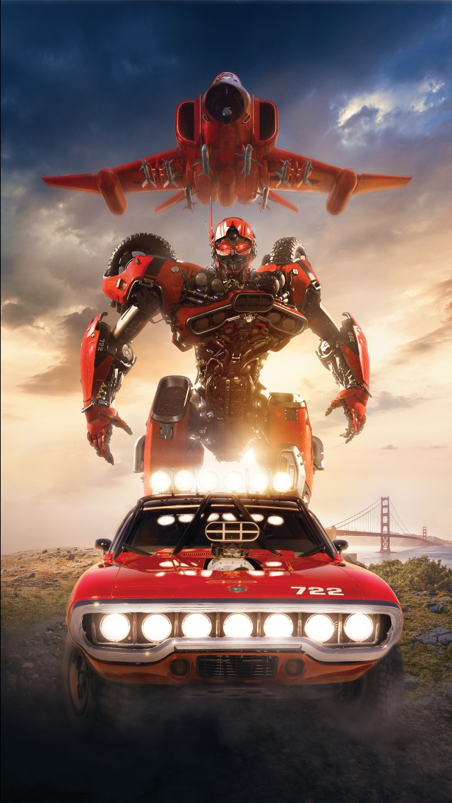 Transformers Iphone 6 Plus Wallpaper Shatter Decepticon Muscle Car In Bumblebee 4k 8k