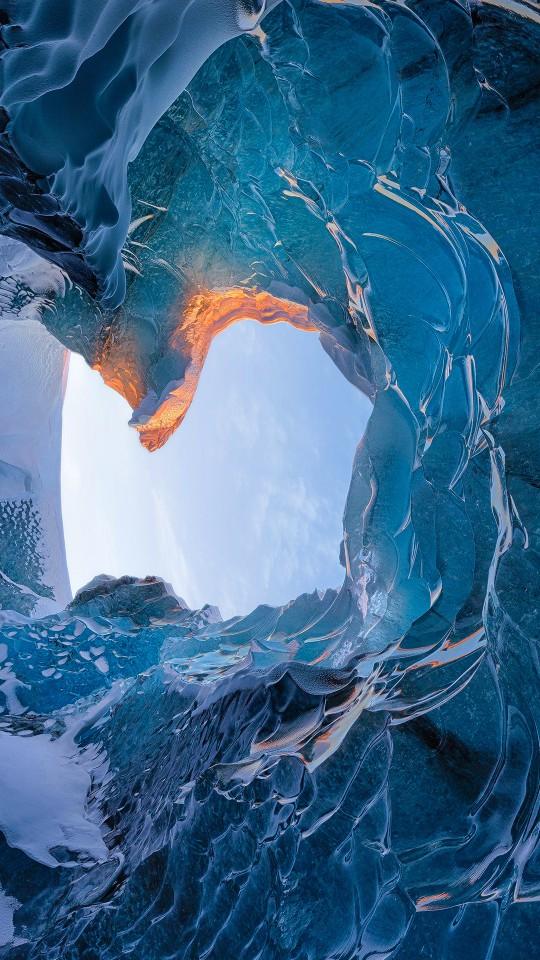 Amazing Cute Love Birds Hd Wallpapers Skaftafell Ice Cave Iceland Wallpapers Hd Wallpapers