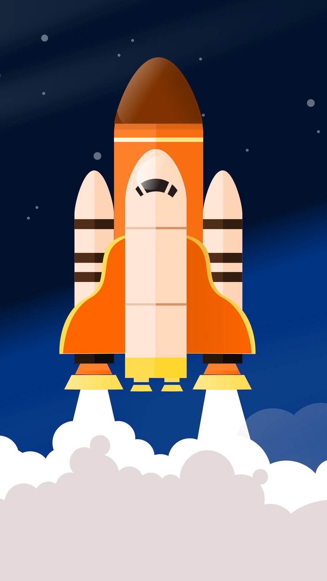 Batman Animated Wallpaper Space Shuttle Rocket Wallpapers Hd Wallpapers Id 19013