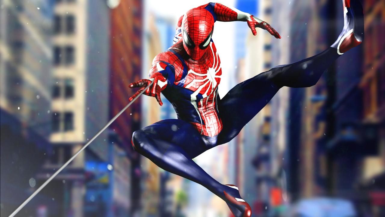 Download Wallpaper Spiderman Hd Spider Man 4k Wallpapers Hd Wallpapers Id 26799