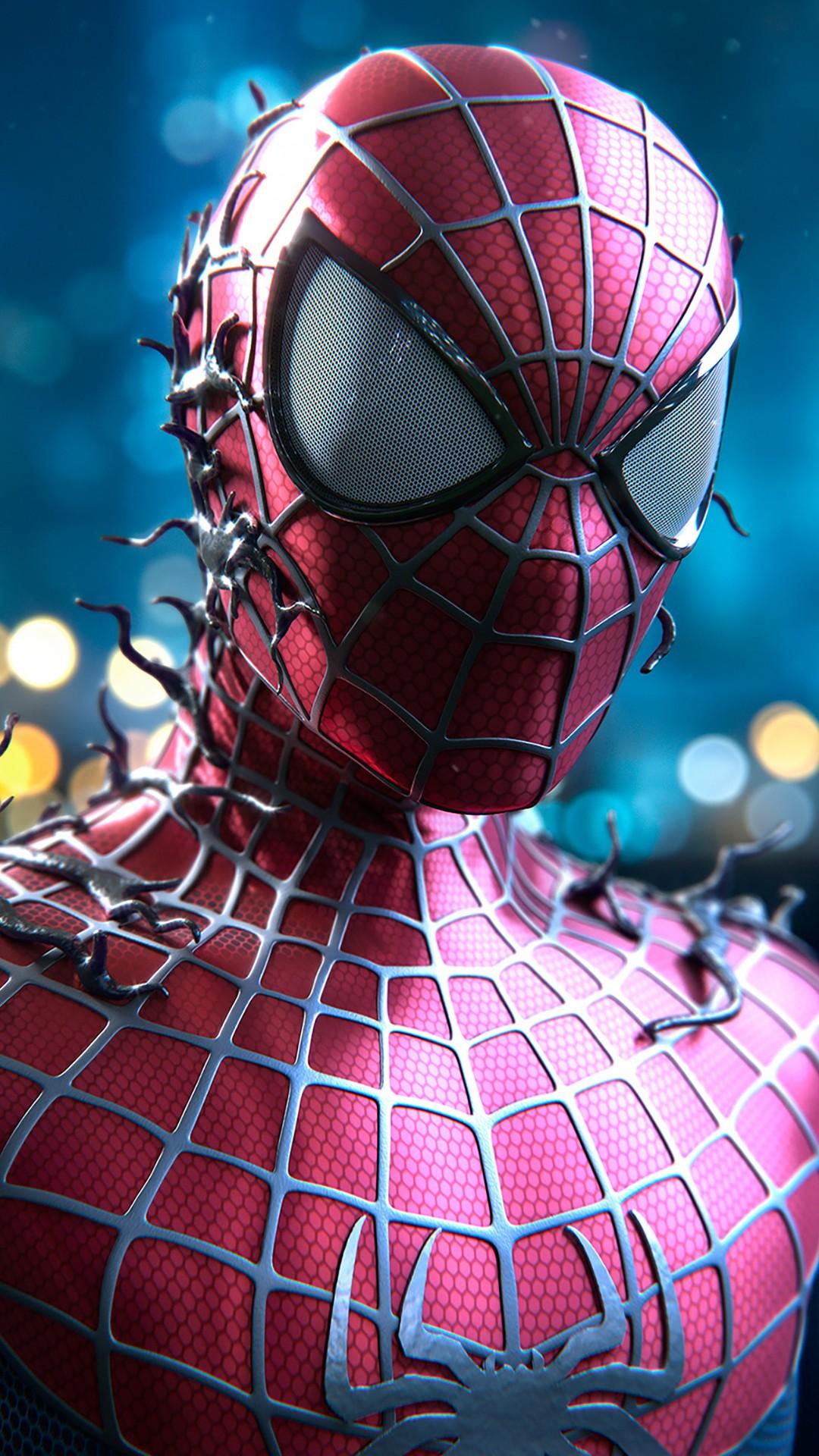 Winter Wonderland Iphone Wallpaper Spider Man Fan Art Wallpapers Hd Wallpapers Id 26186