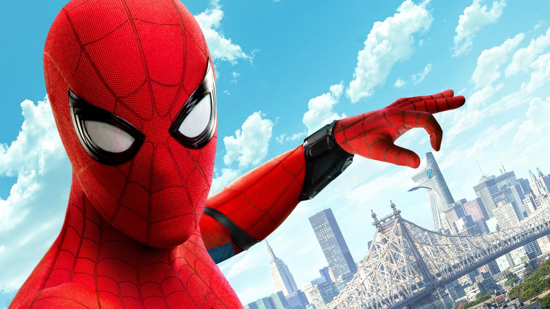 Iphone X Original Wallpaper Spider Man Homecoming 4k 8k Wallpapers Hd Wallpapers