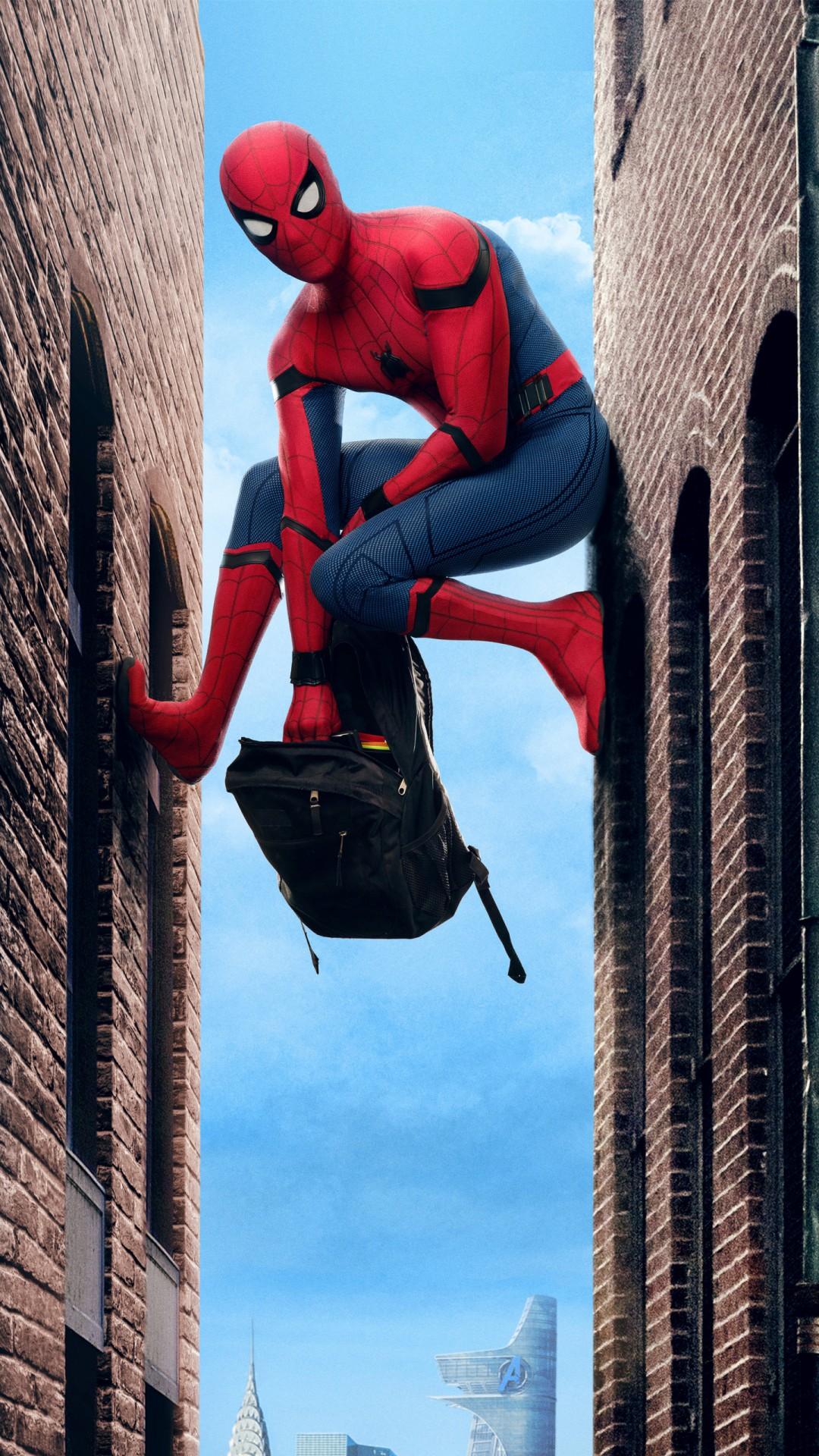 Iphone X Wallpaper Full Hd 4k Spider Man Homecoming Hd Wallpapers Hd Wallpapers Id