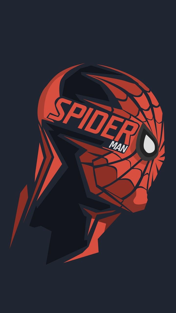 Logic Wallpaper Iphone 6 Spider Man Minimal Artwork 4k 8k Wallpapers Hd