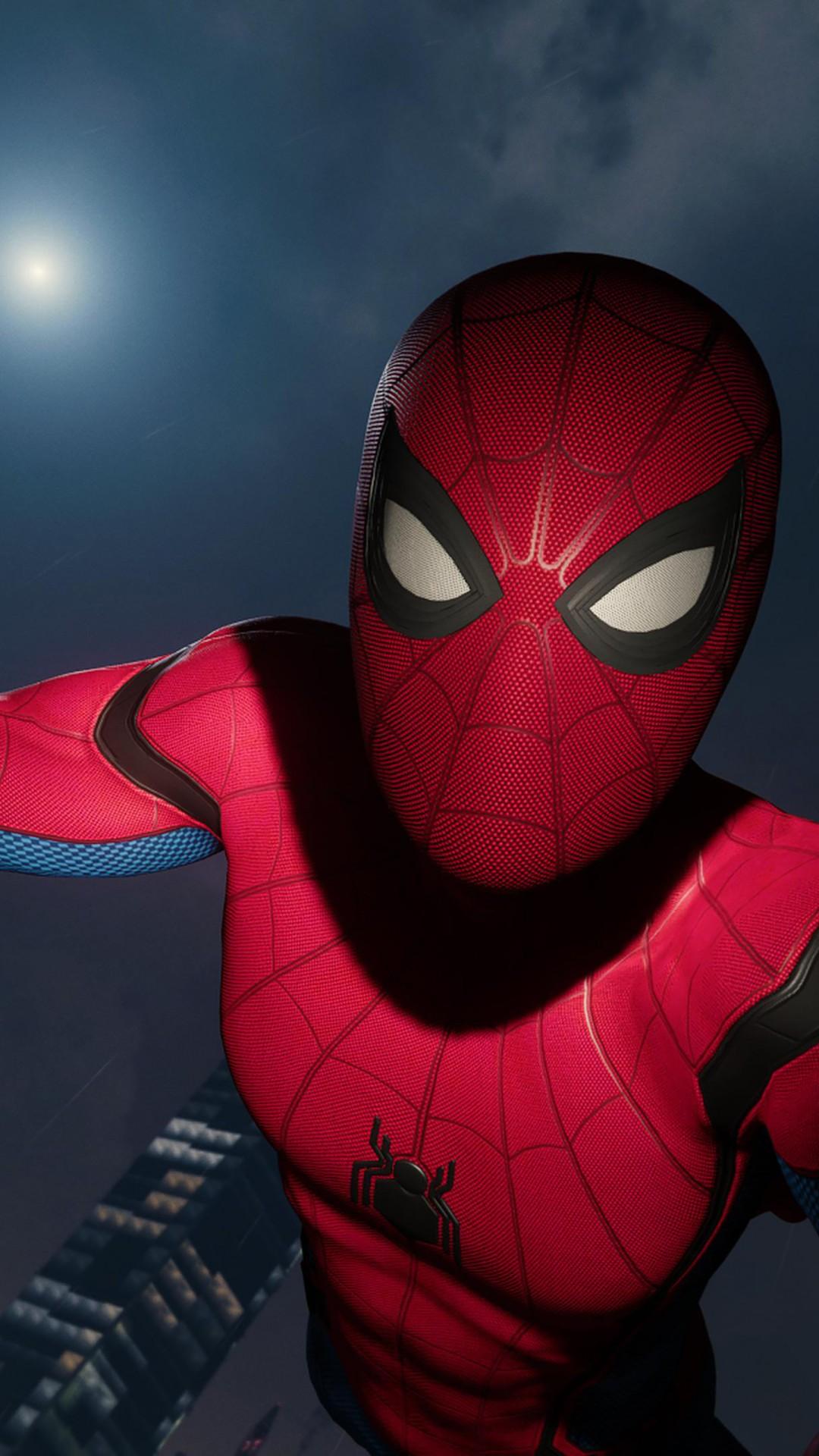 Mortal Kombat X Wallpapers Hd Iphone Spider Man Selfie 4k Wallpapers Hd Wallpapers Id 27008
