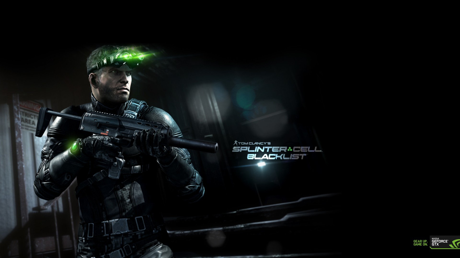 Animals In Suits Wallpaper Splinter Cell Blacklist Wallpapers Hd Wallpapers Id 12928